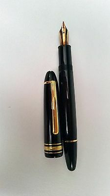 MONTBLANC *Meisterstuck LeGrand n.146* penna stilografica fountain pen W-GERMANY