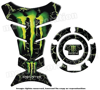 MONSTER for YAMAHA Kit TANK PAD and FUEL GAS COVER * PROMOTION