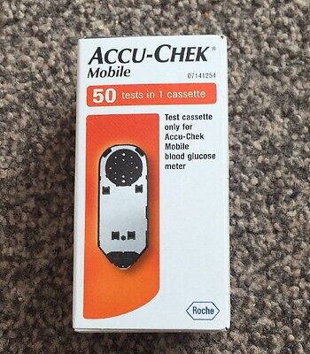 Accu-Chek Mobile Test Cassettes 50 Best Price