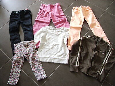 Bundle Of Girls Clothes - Size 7 - H&m, Bonds, Cotton On, Etc