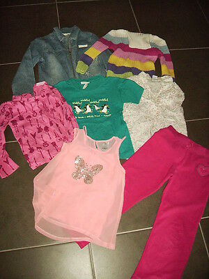 Bundle Of Girls Clothes - Size 6 - Target, Kidsworld Etc