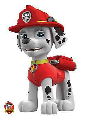 Unofficial PAW PATROL - MARSHALL *Glossy A4* print Poster - disney mickey