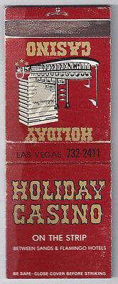 Holiday Casino - on the strip in Las Vegas, Nevada