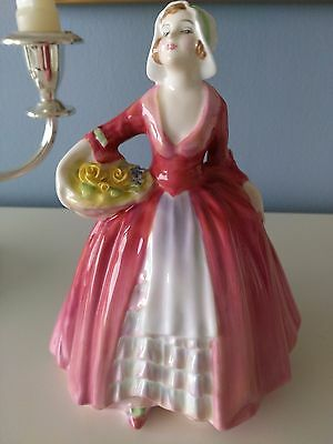 Beautiful Royal Doulton Janet HN1537 (Retired)