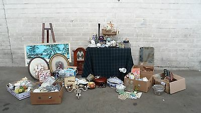 Large Job Lot Of Collectable Pottery And Retro & Vintage Items