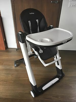 Peg Perego High Chair Cacao Siesta