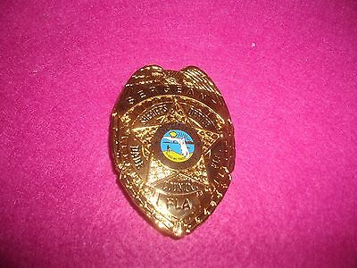 DADE  CO  FL SHERIFF SGT  MIAMI VICE badge