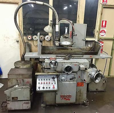 Nicco Surface Grinder NSG-520 - with Electromagnetic Chuck.
