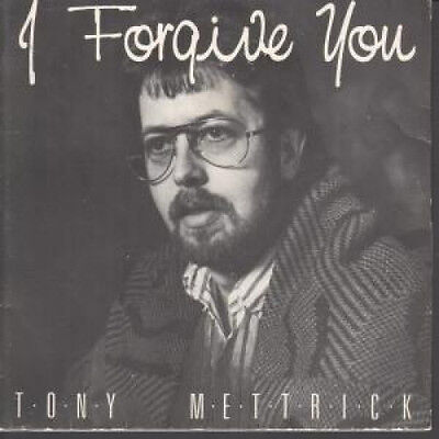 """TERRY METTRICK I Forgive You 7"""" VINYL UK Gnc 1987 With Kerry Minnear Ex-Gentle"""