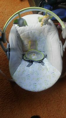 Baby bassinet swing and cradle all lightly used and great condition!