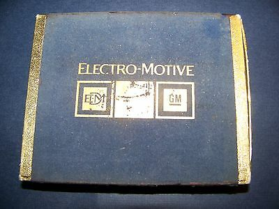 Electro-Motive double deck unopened playing cards