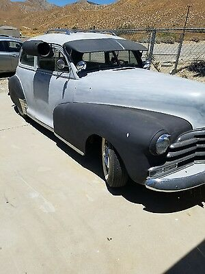 1948 Chevrolet Other Base 1948 Chevrolet Stylemaster Series Base 3.5L