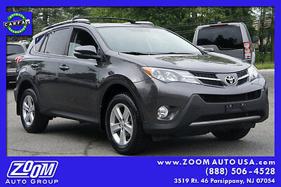 2013 Toyota RAV4 XLE XLE In Stock 4 dr SUV Automatic Gasoline 2.5L I4 DOHC 16V Magnetic Gray Metallic