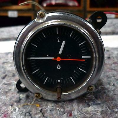 Toyota MX32 / M36 Cressida Interior Clock -Tested and Working- (1977 - 1981)