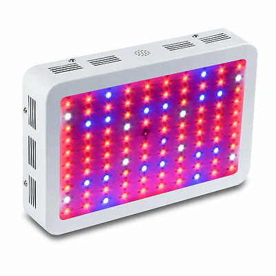 BOSSLED 300W LED Grow Light Full Spectrum Veg Bloom Hydroponics System Indoor