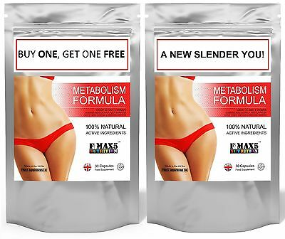 Very Strong Weight Loss Slimming Diet Pills Metabolism Formula Fat Burners bid93