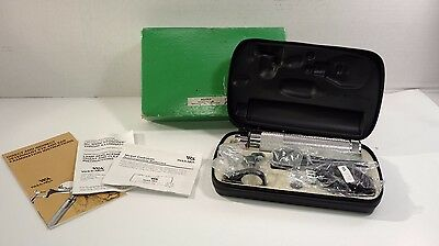 Brand New Welch Allyn 96170 Otoscope & Ophthalmoscope Diagnostic Set 3.5v
