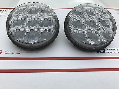 Whelen P46SLC Super LED Unity Spotlight 2 Pack - Dual Special 💡💡NoReserve 💵