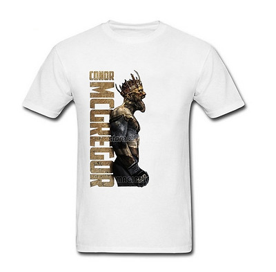 Conor McGregor Notorious T Shirt UFC Tee Mens (Size S/M/L/XL) Brand New!
