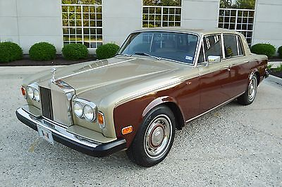 1979 Rolls-Royce Silver Shadow II Top maintained example! A beautiful Shadow II from America's best in RR & Bs.