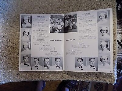 """1954 DELONE CATHOLIC H.S. YEARBOOK, McSHERRYSTOWN, PA., """"DELONIAN"""" , NICE BOOK!!"""
