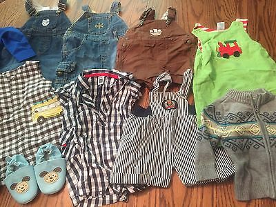 3-6 Months Baby Boy Clothes Lot