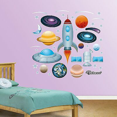 FATHEAD Outer Space Collection Graphic Wall Décor