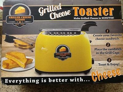 Smart Planet Gcn1st Grilled Cheese Toaster By Grilled Cheese Freeshipping