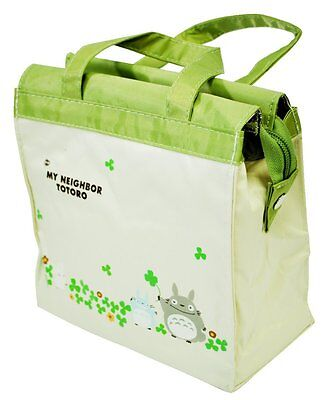 Skater My Neighbor Totoro Insulated Lunch Cooler Bag, Clover UBC1