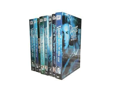 Voyage to the Bottom of the Sea: Complete Series Seasons 1-8 (DVD, 24-Disc Set)