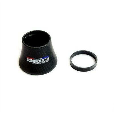 """Controltech COMP-TS HSS-06 1-1/8"""" Carbon Fiber Bike Bicycle Headset Spacer 35mm~"""
