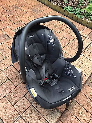 Maxi Cosi Mico AP Car Capsule With Isofix