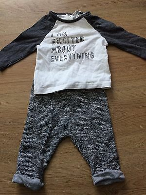 Next Baby Boy Outfit Up To 3 Months