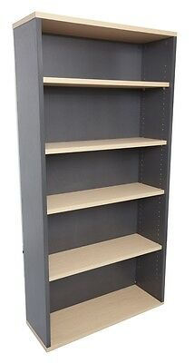 Rapid Manager Bookcase 900W X 315D X 1800H