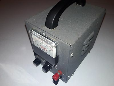 EICO 1020 DC Power Supply 6V and 30V (Vintage)