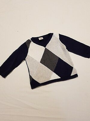 Seed Baby cotton jumper size 3-6 months