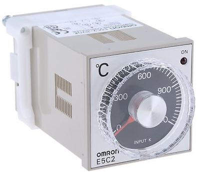 E5C2-R20K AC100-240 0-1200 Omron On/Off Temperature Controller