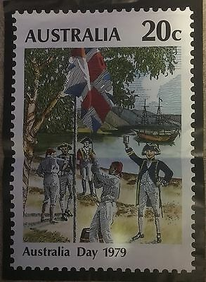 Australia Post Double Sided Poster Good Condition