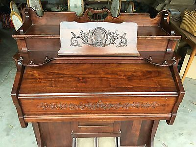 Antique Reed Pedal Organ Estey