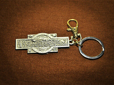 TV Serious Game of Thrones Key Chain Keychain Logo