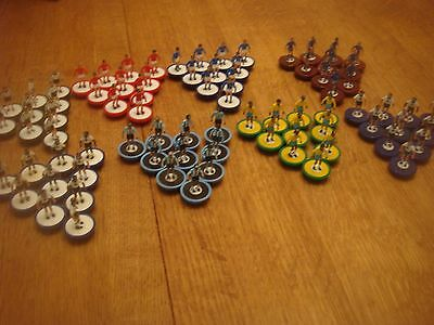 8 Subbuteo Lightweight Teams - Unboxed Lot 5