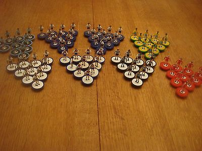 8 Subbuteo Lightweight Teams - Unboxed Lot 4