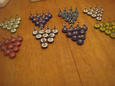 8 Subbuteo Lightweight Teams - Unboxed Lot 3