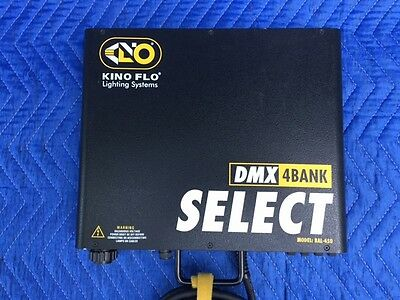 Kino Flo DMX 4 Bank Ballast - Model 450 #2