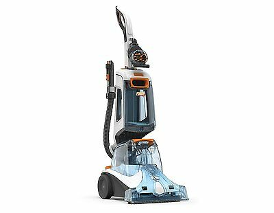 Vax W87-DV-B Dual V Upright Carpet and Upholstery Washer