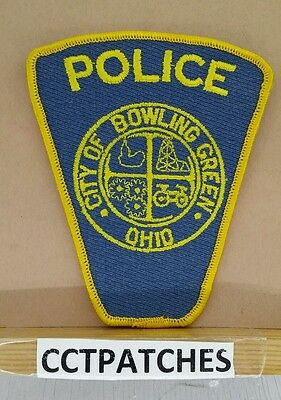Bowling Green, Ohio Police Shoulder Patch Oh