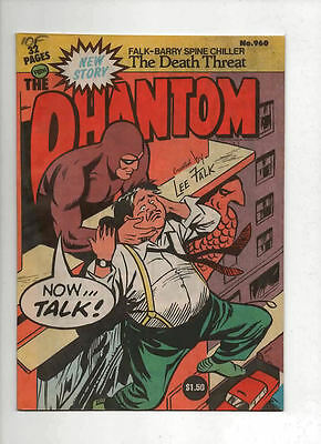 Phantom Comic Issue # 960  - Collectible Comic Book - Very Good Condition
