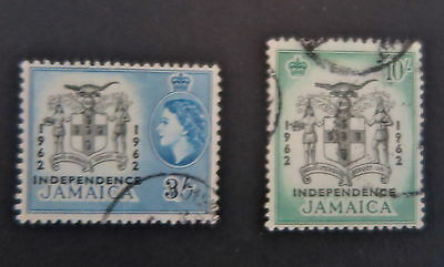 Jamaica 1962 Independence Stamps