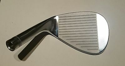 SCRATCH  Golf WEDGES  8620 Chrom Finish, 60° DS, nur Kopf, RH