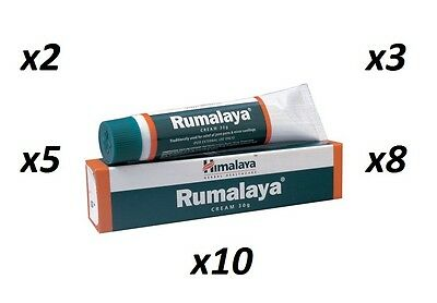 TOP HIMALAYA RUMALAYA Herbal Cream Gel for healthy & removable Joints & Muscles